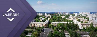 Мастерлифт завершил новые ремонты лифтов по программе софинансирования 95/5 в Деснянском районе города Киева